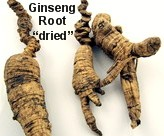 We buy ginseng